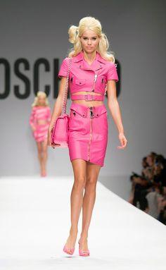 Moschino - MFW Spring/Summer 2015 - www.so-sophisticated.com