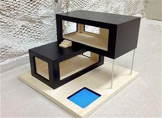 Modern Dollhouse 2.