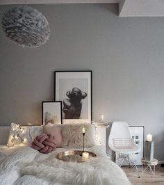 Kuschelige Zeiten Mehr The Effective Pictures We Offer You About cozy bedroom bohemian A quality pic Decoration Inspiration, Interior Inspiration, Decor Ideas, My New Room, My Room, Decoration Bedroom, Cozy Bedroom, Dream Bedroom, Bedroom Inspo