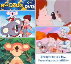 The Noozles - for whatever reason, I loved this Nickelodeon cartoon (mid 80's) not a movie but still a classic