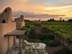Cavas Wine Lodge, Cordilheira dos Andes @ Argentina