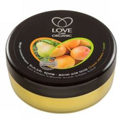 """ORGANIC & NATURAL Moisturizing Pear & Apricot  BODY CREAM-GEL  by """"Love2Mix Organic""""  Heavenly Aroma cosmetic based on organic ingredients   250 ml Ideal and aromatic treat for your skin! Feel instantaneous hydration of the skin! Moisturizing cream-gel for the body is an amazing treat for the skin, gives it a sense of freshness and softness. It absorbs quickly and leaves no traces on clothing.   Gives your skin beautiful, unique aroma. Price: 9.99   Free shipping"""
