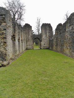 vwcampervan-aldridge:  The ruins of Dudley Priory, Dudley, West Midlands, England