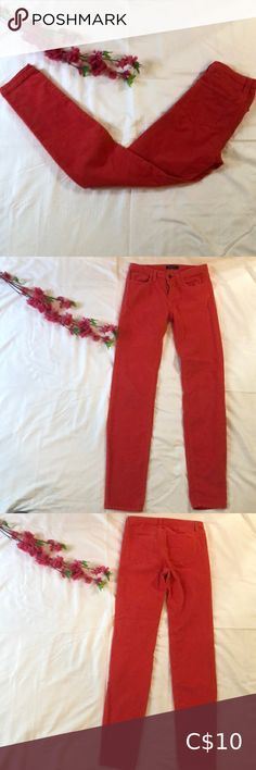Shop Women's Smart Set Red size 2 Skinny at a discounted price at Poshmark. Description: Super cute Red cord skinny jeans Beautiful condition Size Sold by luvedbylibby. Smart Set, Plus Fashion, Fashion Tips, Fashion Trends, Corduroy Pants, Pants For Women, Super Cute, Skinny Jeans, Red