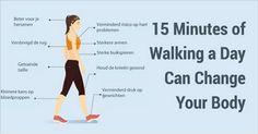 Maar weinig mensen wandelen voor hun plezier. Wandel jij wel eens? Ik weet wel bijna zeker dat je niet genoeg wandelt. Wat me verbaasde was dat wandelen blijkbaar vele voordelen voor je gezondheid met zich meebrengt.