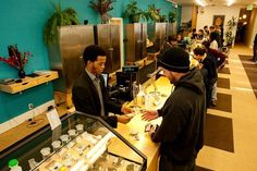 Placebo Pharmacy. Photo via Arch Daily Marijuana legalization has a host of very real consequences for the country: the neutering of a dangerous black market, the slow acknowledgement of alternative...