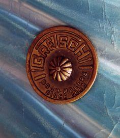 Gretsch round badge