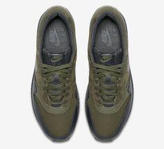 Nike Air Max 1 Dark Stucco Green-4