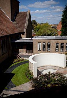 The Foynes Memorial Garden in Bicester, United Kingdom