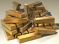 Are you thinking about investing in gold? Check out our guide and tips to learn about the pitfalls of investing in gold and currencies. Bank Of America, Blockchain, Gold Bullion Bars, Silver Bullion, Gold Reserve, Learn Forex Trading, Gold Money, Gold Rate