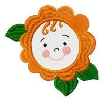 Flower Embroidery Design  Instant Download by JEmbroiderynApplique, $3.00