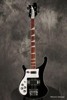 Rickenbacker 4003 Bass Lefty 2014 Jetglo
