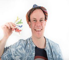 Book Mada the Magician for children's events in London & the UK