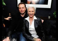Maye Musk on Raising Elon, thriving through poverty, life, and 50 years in the modeling biz! Maye Musk, Older Models, Ageless Beauty, Elon Musk, He's Beautiful, Aging Gracefully, Golden Age, Iron Man, Blog