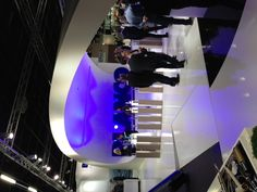 Stand from Blanco at IMM Cologne Jan 2013