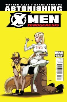 Astonishing X-Men: Xenogenesis #3 @ niftywarehouse.com #NiftyWarehouse #Geek #Fun #Entertainment #Products