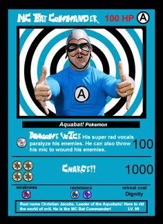 The Aquabats - MC Bat Commander!!! EXCLAMATION!!!