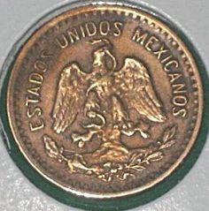 Mexican Peso, Antique Coins, World Coins, Baja California, Coin Collecting, Fountain Pen, Stamp, Antiques, Military