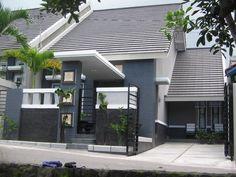Gambar model teras rumah minimalis elegan  modern 2015