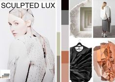 trend sculpted lux