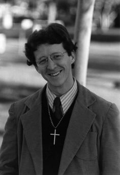 John Piper // Vintage hipster status right here. -- this guy rocks my socks and I'm putting a poster of him on my wall.