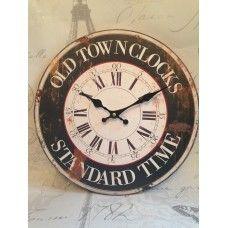 Vintage Old Town Clock £6.95