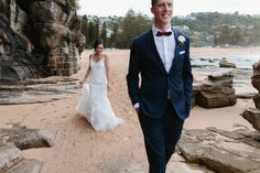 BELINDA + JACOB - Real Wedding at Moby Dicks Whale Beach - Photography by Jimmy Raper