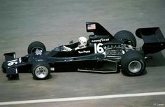 Tom Pryce Shadow DN5B 1976