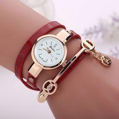Sale 100% High quality Montre Femme Ladies A Bracelet Watch Metal Strap Fashion Watches Reloj mujer Women Clock Table Feida