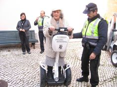 Ação com a Polícia Municipal na Biblioteca da Penha de França