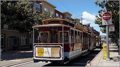 San Francisco - World Famous Cable Car