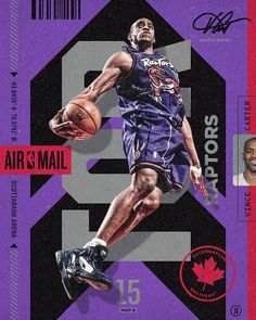 NBA Air Mail on behalf - Basketball News Basketball Art, Basketball Pictures, Soccer, Toronto Raptors, Neymar, Messi, Kobe Bryant Pictures, Nba Pictures, Sports Graphic Design