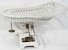 CONTINENTAL SCALE, CHICAGO BABY SCALE Baby Equipment, Play Yard, Playpen, Oldies But Goodies, Bassinet, Cribs, Wicker, Baby Kids, Scale