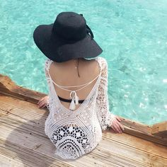 Dress Beach, Beach Dresses, Dress Outfits, Casual Outfits, Bikini Cover Up, Picture Sizes, Different Fabrics, Backless, Vacation