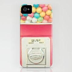 Candy machine phone case