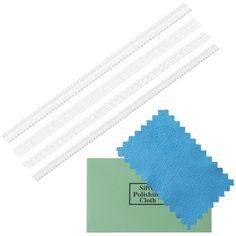 Precious Metals Gemstones Selvyt Polishing Cloth For Diamonds and Silverware Without Scratching Crystal