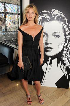 Kate Moss en Prada