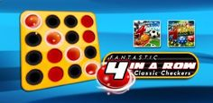 Sat August 8 2015: Fantastic 4 in a Row HD on Amazon Appstore: Sat August 8 2015: Today's free Amazon android app of the day is: Fantastic 4 in a Row HD! Application Description: 4 In A Row has never been so much fun! Our Classic Checkers theme is one that all can enjoy as you try to beat the computer or play against a friend. The Christmas Beat theme lets you stack up the ornaments while listening to upbeat Christmas music from around the world. Our Jammin' Sports theme keeps you pump...