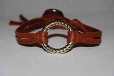 Eternity - Bracelet - Chestnut - Brown.  Receive 10% off with coupon code until 1-1-12