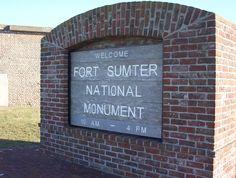 Fort Sumter National Monument - South Carolina