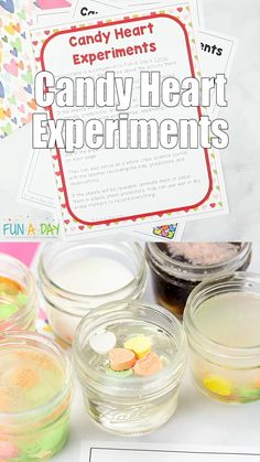 Balloon Science Experiments, Science Experiments For Preschoolers, Preschool Science Activities, Kindergarten Crafts, Science Valentines, Fun Valentines Day Ideas, Valentines Games, Valentines Day Activities, Enchanted Learning