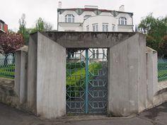 Prague, Libušina 48/5 (Rašínovo nábřeží), cubism