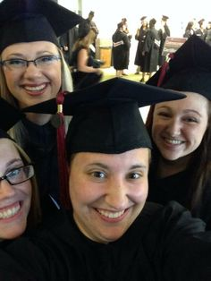 @npanetta0514 #thinkbiggrad Representing the best department in the school...Exercise Science!