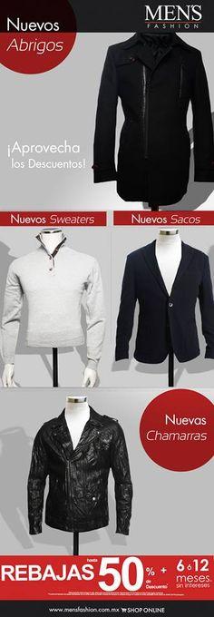 ¿Te gusta vestir elegante y a la moda? En Men's Fashion tenemos #descuentos de hasta el 50%.  www.mensfashion.com.mx