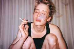 Macaulay Culkin. weird guy, great photo.