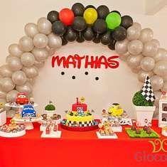 First Birthday Of Mathias