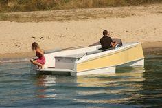 Bateau électrique Zéphyr - Electric Boat Zéphyr Electric Boat, Boats, Electric, Ships, Boat, Ship