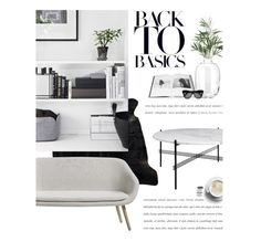 """Home/39"" by line-kaasgaard ❤ liked on Polyvore featuring interior, interiors, interior design, home, home decor, interior decorating, Ralph Lauren, Nearly Natural, H&M and HAY"