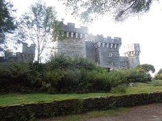 Wray Castle Lake District, Castles, United Kingdom, The Unit, Mansions, House Styles, Chateaus, Castle, England