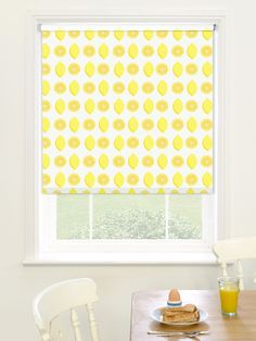 Kitchen Roller Blinds Can Add A Dash Of Flavour To Your Culinary Space. See  My Favourite Colourful Patterned Window Dressings From The Blinds Website.